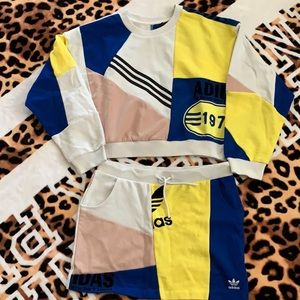 adidas Skirts - NEW Adidas x Danielle Cathari Set